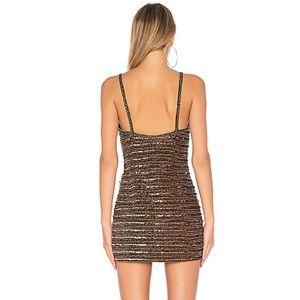 """NBD Dresses - """"USED TO BE"""" DRESS IN NINETIES STRIPE"""